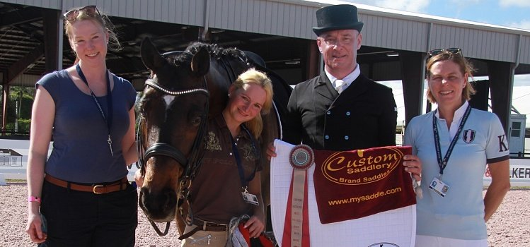Custom Saddlery Rewards Most Valuable Riders Coast-to-Coast