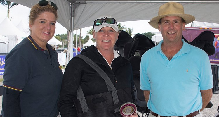 V is for Valuable: Vernon Named Custom Saddlery's Most Valuable Rider at Adequan Global Dressage Festival Week III