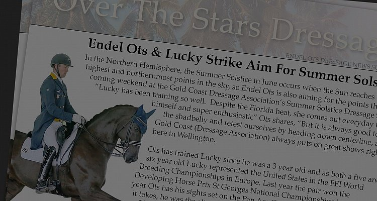 Endel Ots and Lucky Strike Aim for Summer Solstice
