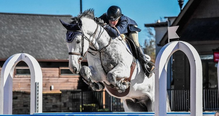 Tryon Fall Festival 1 Recap: Winn Alden Notches Welcome Stake, Jumper Classic and USHJA National Hunter Derby Wins at TIEC