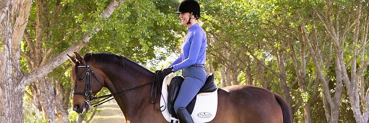 Olympian and U.S. Assistant Dressage Youth Coach  Charlotte Bredahl-Baker Becomes Newest Custom Sadd
